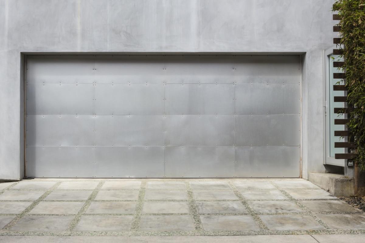 aluminium poorten voor moderne woning