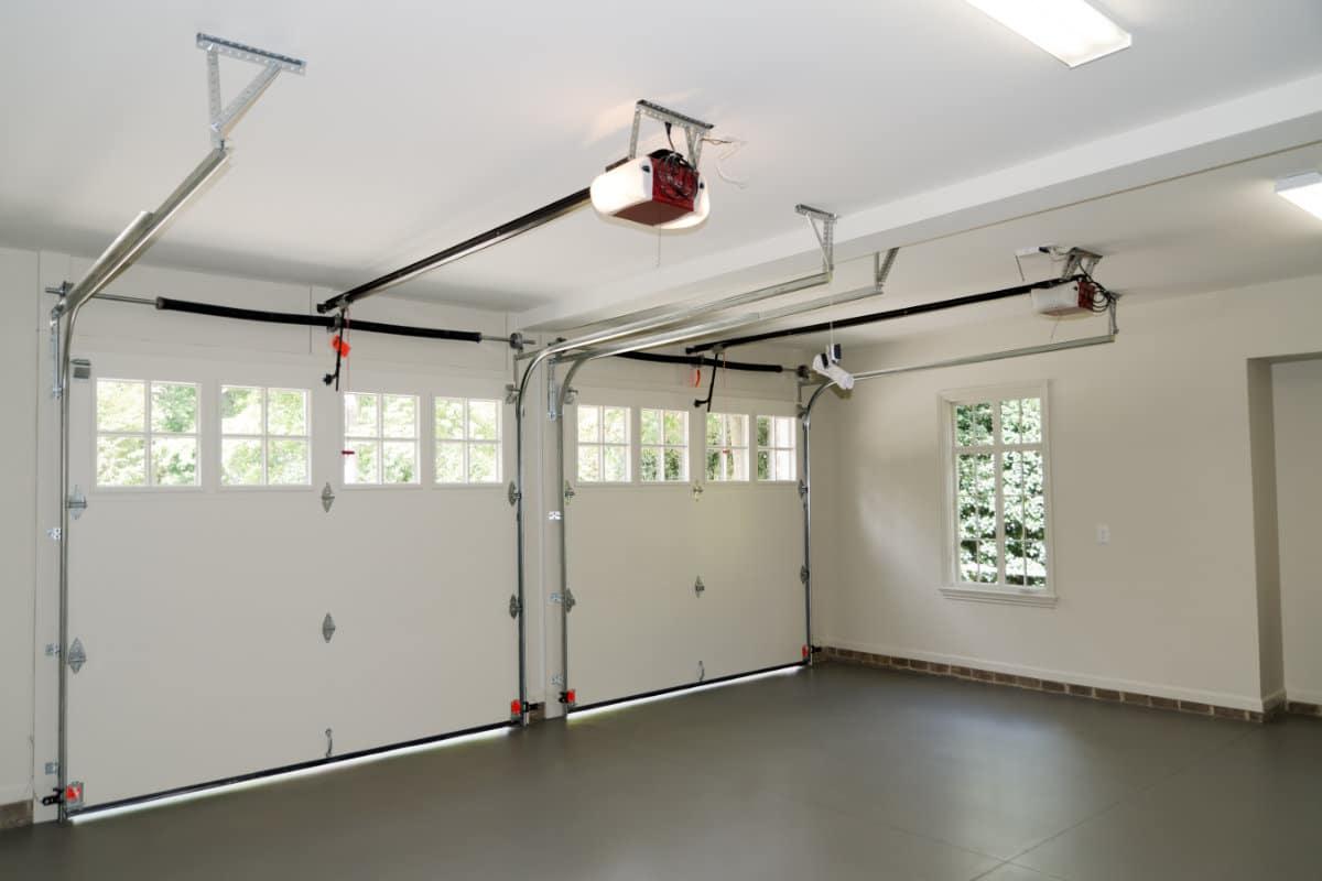automatische garagedeuren motor