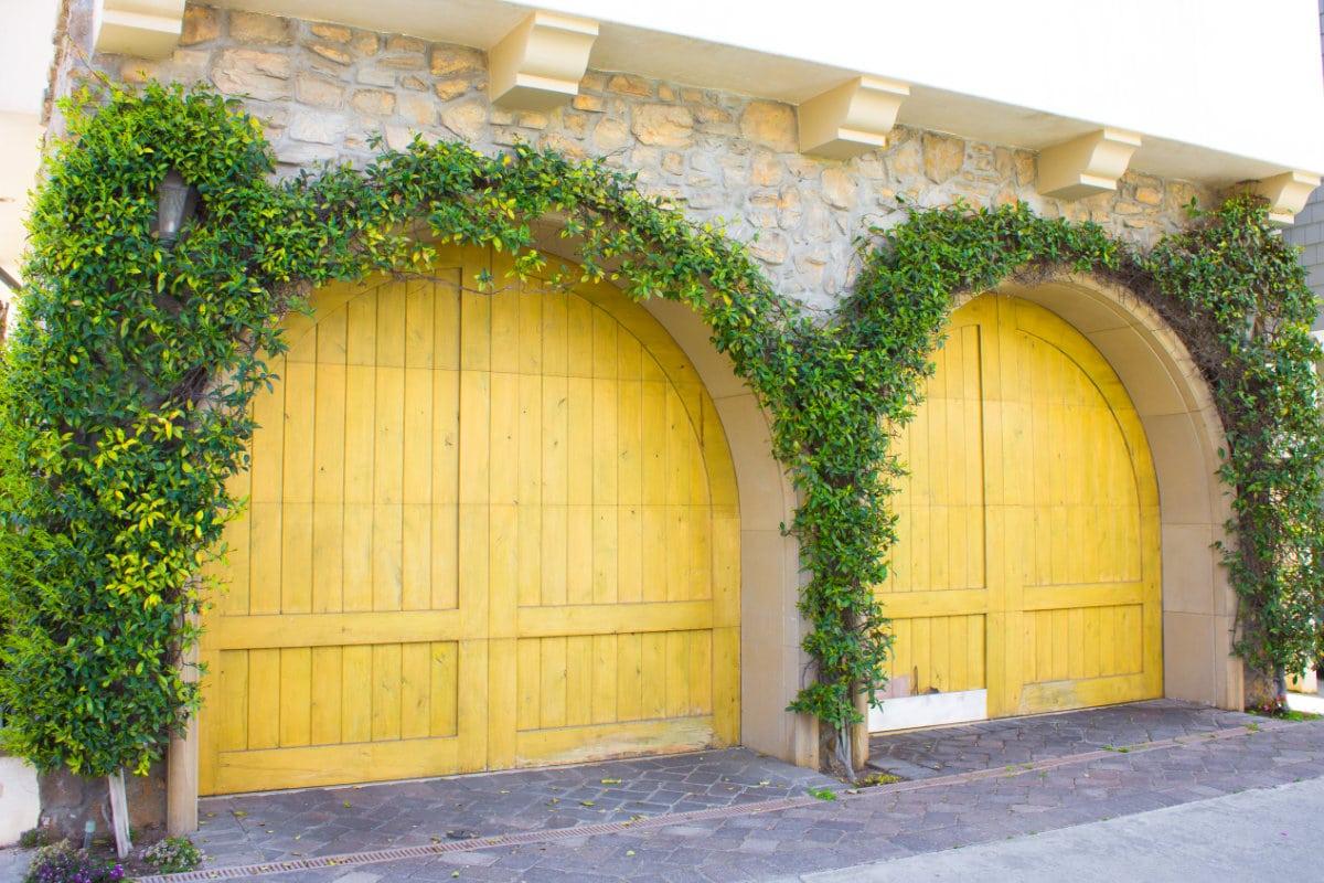 houten garagedeuren landelijk