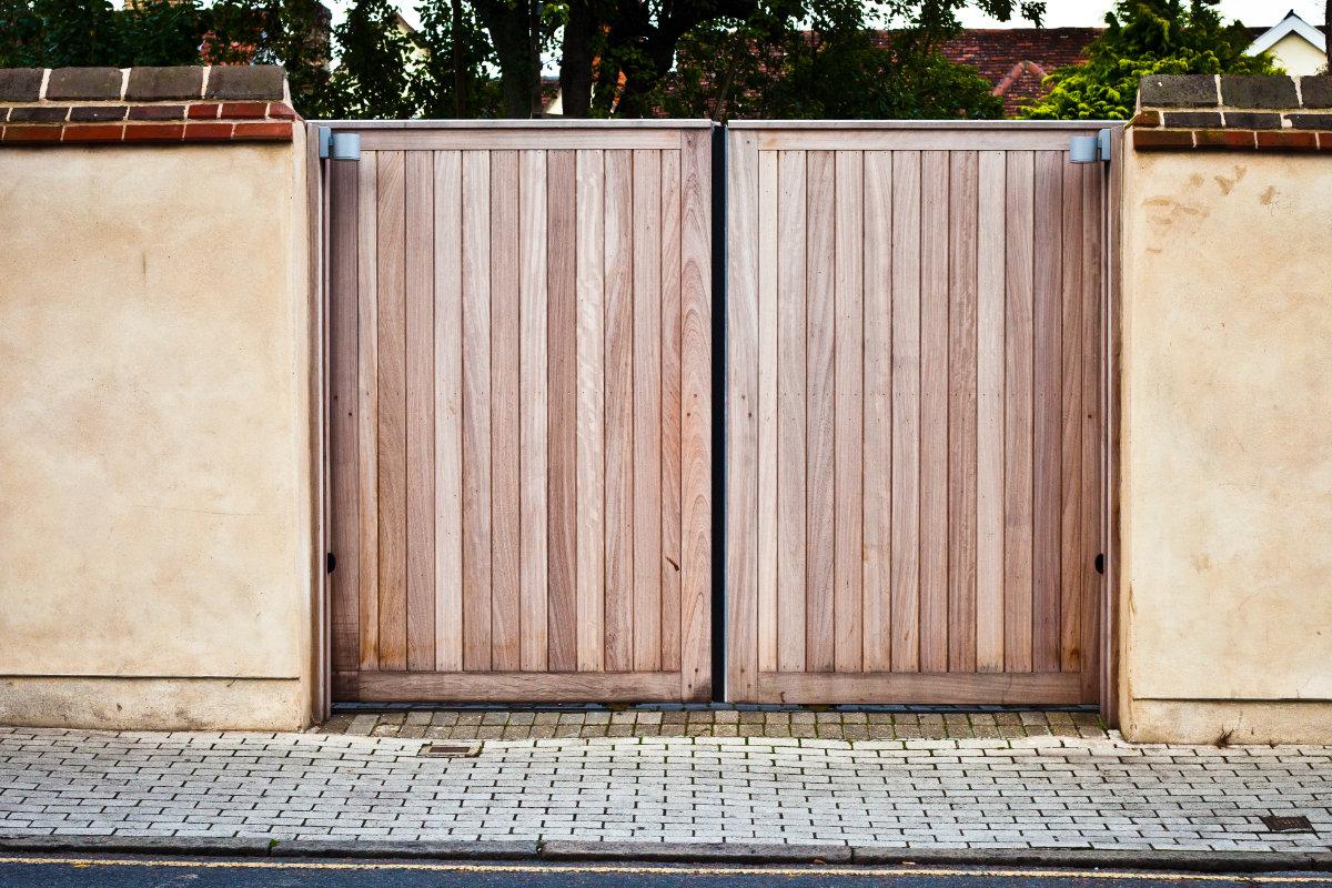 landelijke poorten afgesloten
