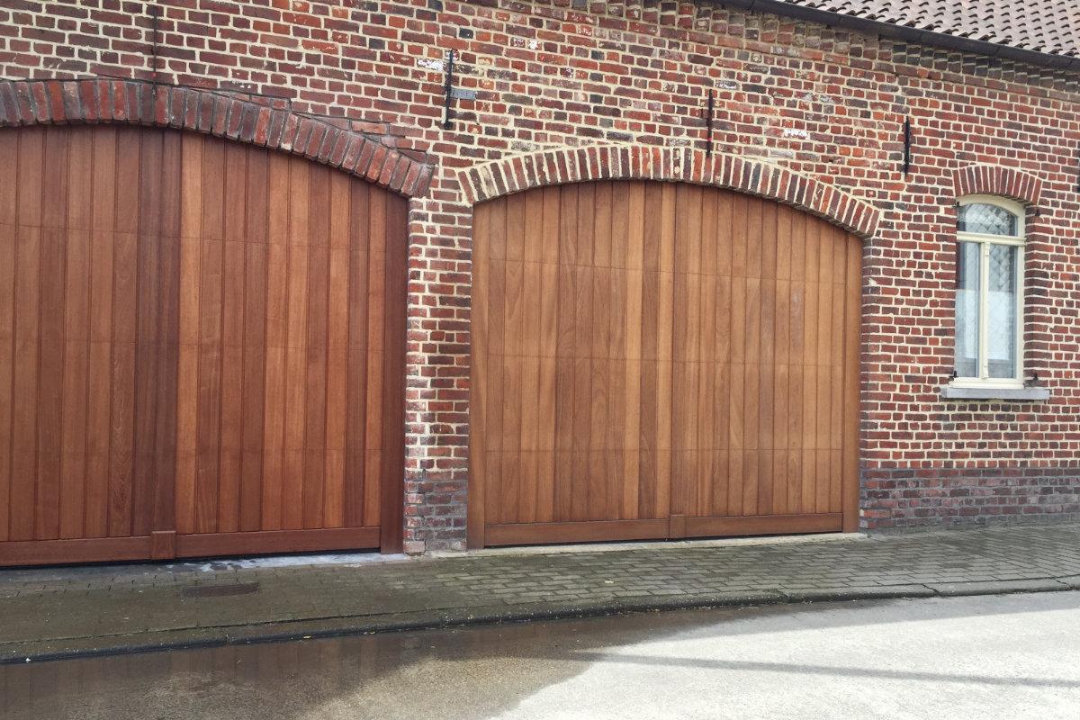 landelijke poorten garage